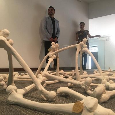 Miriam Martínez Guirao une arte y naturaleza en la nueva exposición del Instituto de Cultura Gil-Albert