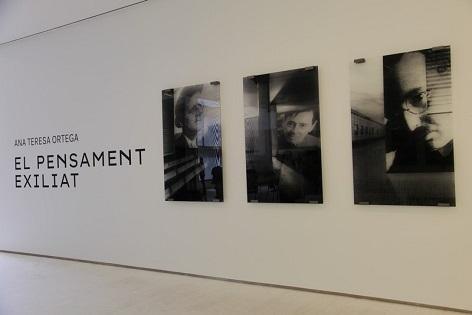 El MACA, presenta la exposición 'El pensament exiliat' de la fotógrafa alicantina, Ana Teresa Ortega, Premio Nacional de Fotografía 2020