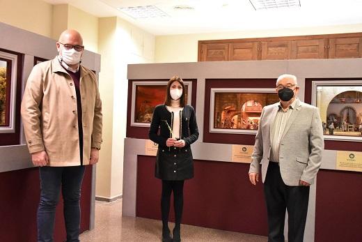 El museo ʻCasa del Belén' de Elche recupera la exposición de Dioramas de la Pasión