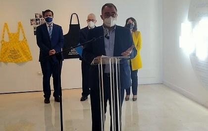 """L'exposició """"Menjars de la terra"""" presenta l'evolució de la gastronomia de la província d'Alacant, de la mà de Fundació Mediterráneo, la Càtedra Carmencita-UA i Gasterra"""