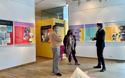 A Oriola l'Exposició 'María Zambrano. L'aurora del pensament'