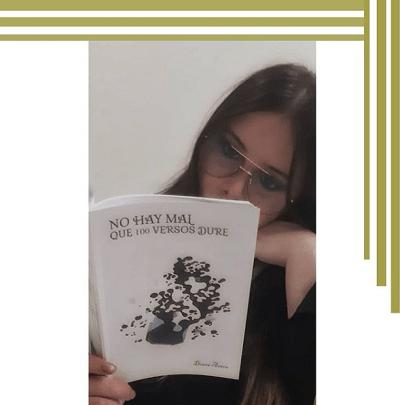 """Diana Antón presenta el seu nou poemari """"No hay mal que 100 versos dureˮ"""