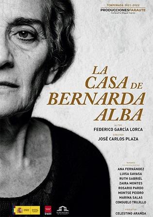 """Estrena nacional de """"La casa de Bernarda Alba"""" en el Teatre Principal d'Alacant"""
