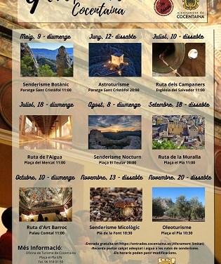 Cocentaina estrena un nuevo programa de visitas turísticas
