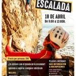La concejalía de juventud de Finestrat organiza un curso de iniciación a la escalada este domingo 18 de abril