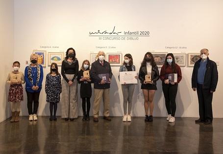 La Fundación Alió reconoce la pasión artística de los más pequeños en Alicante