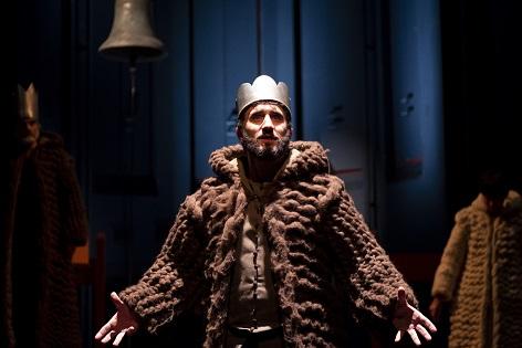 Nise, la tragedia de Inés de Castro, en el Teatro Chapí de Villena