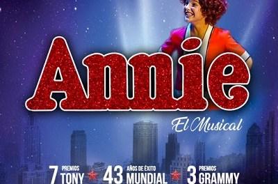 """""""Annie El Musical"""" llega al Teatro Principal de Alicante este fin de semana"""