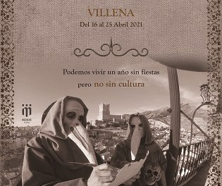 Villena se adentrará en la Edad Media con 'Medievo en tiempos de peste'