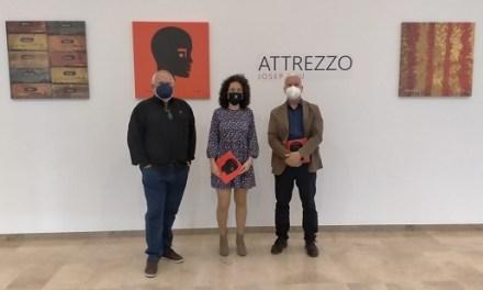 «Attrezzo» del artista Josep Sou ya se expone en Palau Altea