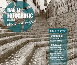 El ral·li fotogràfic d'Altea celebra una segona edició en format en línia