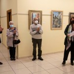 Inaugurada la exposición Acuarela y Escultura en la sede de la Asociación Artistas Alicantinos
