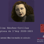 """La exposición """"Carmelina Sánchez-Cutillas. Escritora del año 2020-2021"""" se podrá visitar en Cocentaina a partir del 7 de mayo en la Casa de la Juventud"""