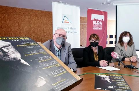 El Ayuntamiento de Elda y la Sede de la Universidad de Elda organizan un ciclo de cine de Berlanga con motivo de su centenario