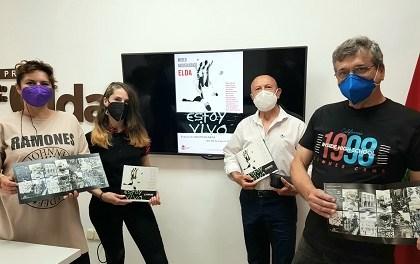 El Museo Arqueológico de Elda acoge la exposición 'Estoy vivo' del colectivo de artistas plásticos ELDADO