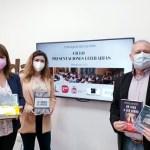 La Concejalía de Cultura de Elda organiza en mayo y junio un ciclo de presentaciones literarias con novedades editoriales de primera fila