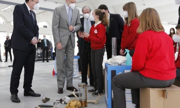 La Fundación Princesa de Girona reflexiona sobre los desafíos de la ciencia y la necesidad de impulsar el talento de los jóvenes a través del mentoring en la última parada de su Gira