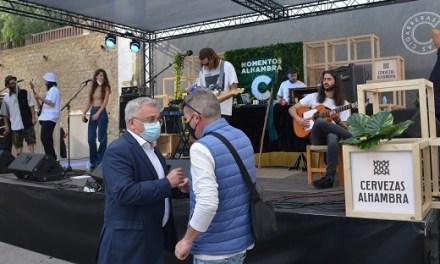 Alacant Cultura i Momentos Alhambra presenten 14 concerts que s'oferiran fins a octubre