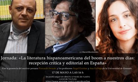 L'escriptor peruà Fernando Iwasaki participarà el pròxim dilluns en la jornada del CeMaB 'La literatura hispanoamericana del Boom als nostres dies'