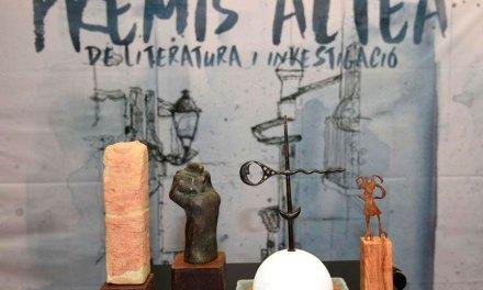 """Els """"Premis Altea"""" ja tenen finalistes en l'edició del centenari de Carmelina Sánchez-Cutillas"""