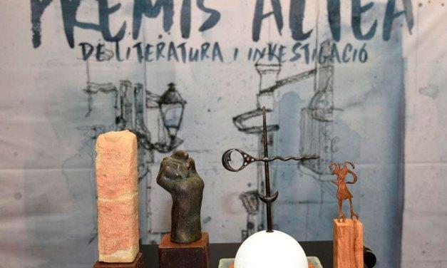 """Los """"Premis Altea"""" ya tienen finalistas      en la edición del centenario de Carmelina Sánchez-Cutillas"""