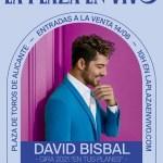 """David Bisbal en """"La Plaza en Vivo"""" de Alicante"""