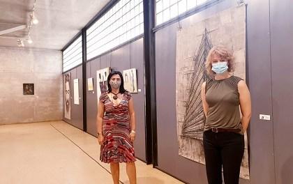 El Museo del Calzado de Elda acoge 'Ars Vivendi', una muestra colectiva que recopila la vivencia del proceso creativo de un grupo de pintores españoles e italianos