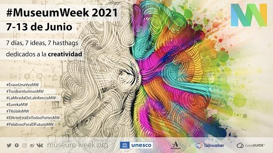 El MUPE participa por séptimo año en la iniciativa mundial 'Museum Week'