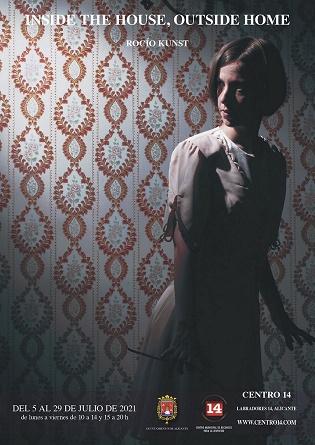"""El Centro 14 acoge la exposición """"Inside the house, outside home"""" de la artista Rocío Kunst"""