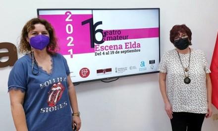 La Mostra de Teatre 'Escena Elda' aconsegueix la seua edició número 16 i es consolida com a referent nacional de les Arts Escèniques