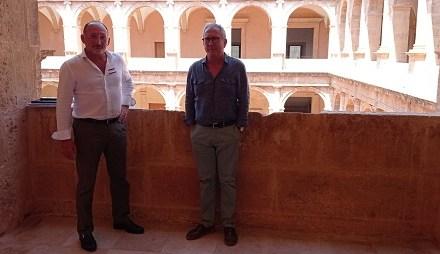 Almagro reclamarà a la Conselleria de Cultura fons públics per a pal·liar la greu deterioració del patrimoni històric d'Oriola