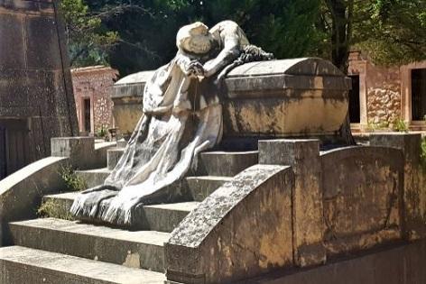 Semana Modernista de Alcoy 2021:  Visita Guiada Cementerio