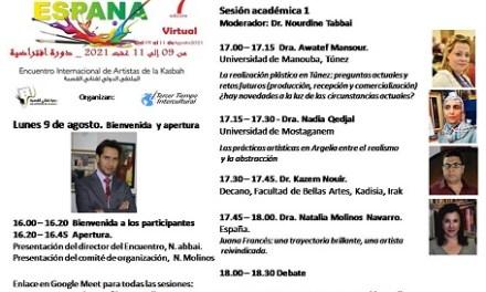 VII Encuentro de Artistas de la kasbah en Alicante