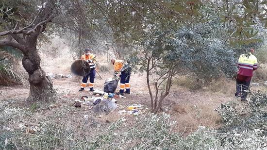 Alicante pone en valor sus bosques para disfrutar del medio ambiente de forma segura con la nueva brigada forestal