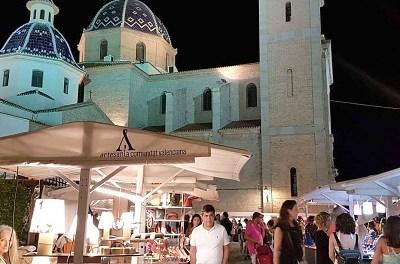 El turismo cultural de la Comunitat Valenciana destaca a Altea como uno de los destinos más satisfactorios