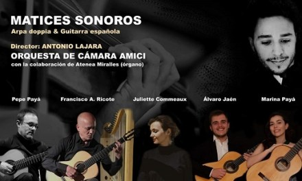 Elda 40Gra2 acoge ESTE viernes su último concierto Matices Sonoros en la Plaza Castelar