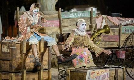 L'Institut Valencià de Cultura ofereix teatre familiar en el festival FRESCA! amb la companyia Bucraá Circus