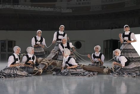 'Sonoma', el espectáculo sobre Buñuel de La Veronal, llega hoy a FRESCA!, el festival del IVC en Alicante