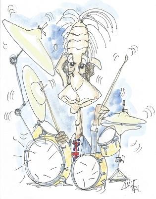 Muere Charlie Watts, batería de los Rolling Stones