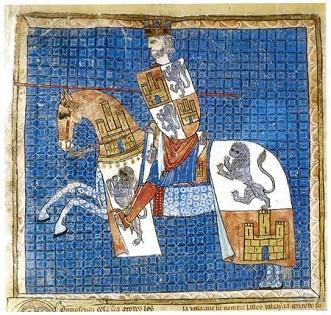 Orihuela miembro de la comisión de ciudades promotoras del VIII Centenario del Nacimiento de Alfonso X 'El Sabio', Ciudades Alfonsíes