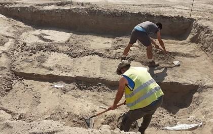 Da comienzo la XII campaña de excavaciones en el yacimiento Romano de Casas del Campo en Villena