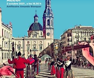 Alcoy será sede de la XV Fiesta de la Música, Danza y Canciones Tradicionales de la Comunitat Valenciana