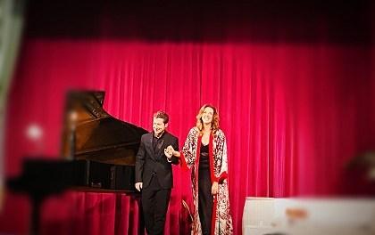 La soprano valenciana Teresa Albero clausurarà la IXª edició del Festival Internacional de Piano d'Alcoi
