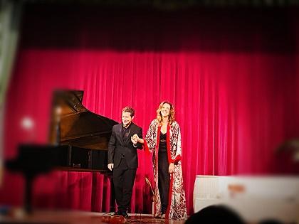 La soprano valenciana Teresa Albero clausurará la IXª edición del Festival Internacional de Piano de Alcoy