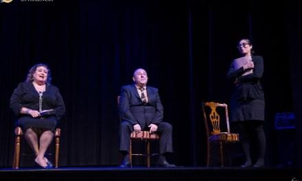 L'Alfàs inicia la seua participació en el II Festival Provincial d'Arts Escèniques amb 'La herencia' de Melpómene Teatro