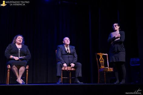 L'Alfàs inicia su participación en el II Festival Provincial de Artes Escénicas con 'La herencia' de Melpómene Teatro
