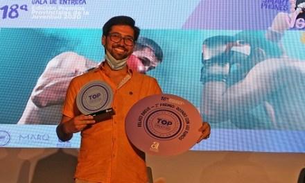 Nombrosa representació de joventut contestana en els premis Topcreation 2020