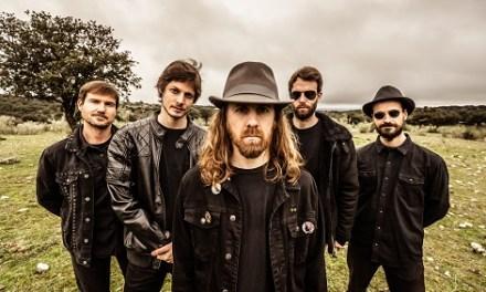 Luback desempolva el escenario de Sala Euterpe a golpe de rock este sábado