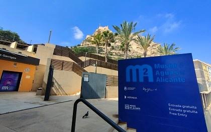Reapertura     Museo de Aguas de Alicante