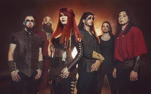 """La banda de folk metal CELTIAN, inicia su gira presentando """"Sendas de Leyenda"""" en el Auditorio de Sant Joan d'Alacant"""